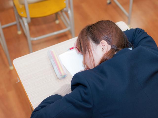 大学受験と睡魔