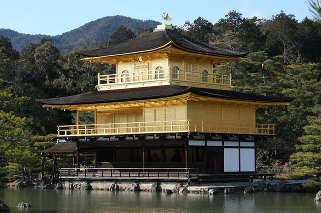 京都観光・金閣寺
