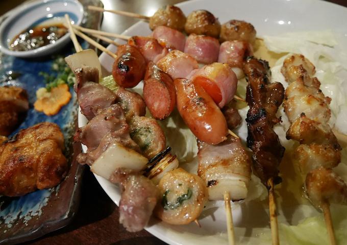 焼鳥と串かつならどっちが好き?