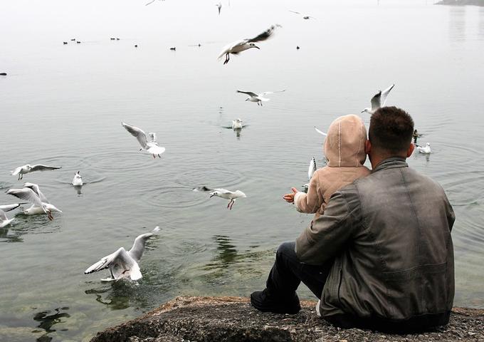 親が子を思う気持ち「無償の愛」