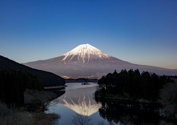 静岡県と富士山