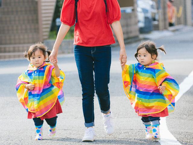 対象者である母と子供2人を尾行して思うことは?